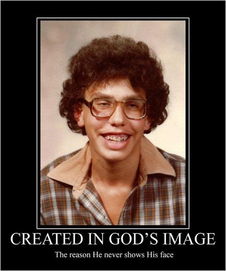 God's Image | LOLfreak | Scoop.it