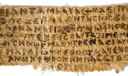 """The """"Gospel of Jesus' Wife"""" Is Most Likely Not a Modern Fake 