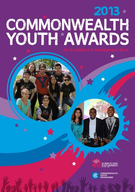 Commonwealth Youth Development Awards | children and young people | Scoop.it