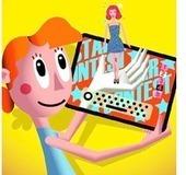 De plus en plus d'enfants américains jouent sur des tablettes   enfant et tablette   Scoop.it