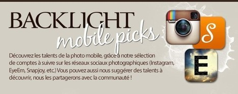 Backlight Mobile Picks, découvrez de nouveaux photographes sur Instagram | Backlight Magazine. Photography and community. | Scoop.it