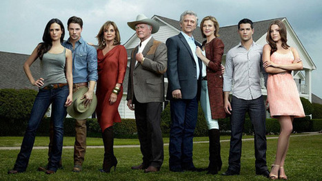 TNT Renews 'Dallas' for Third Season   TVFiends Daily   Scoop.it