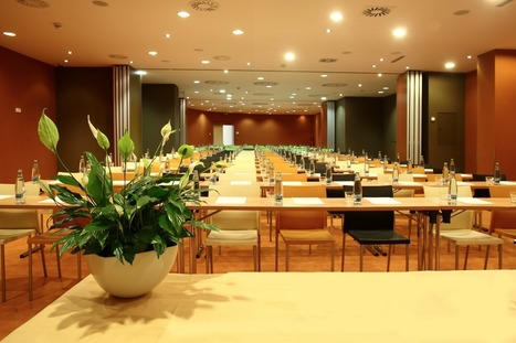 Meetings & Events Facilities | Yasmin Hotel | Prague City Central | Conference Meeting Facilities | Scoop.it