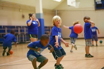 Teaching Dodgeball | PE Games | KS1 & KS2 | Dodgeball | Game | Teaching Resources | Scoop.it