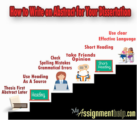 How to Write an Abstract for Your Dissertation | Dissertation writing help | Scoop.it