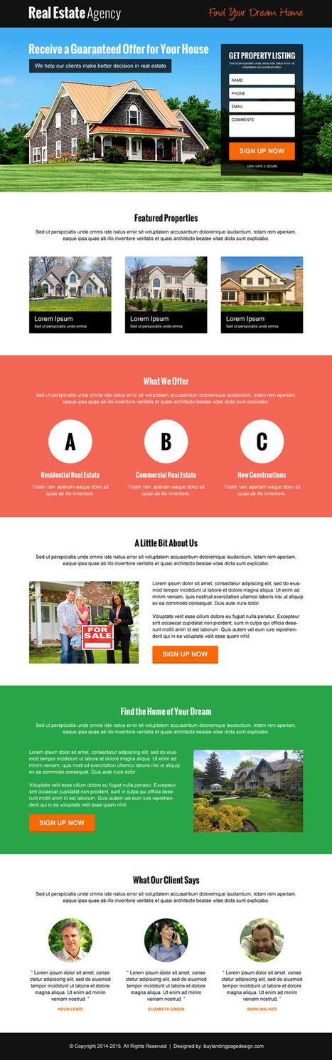 Converting landing page designs happy halloween 15% discount   Landing Page Design Template for Sale   Webdesign   Scoop.it