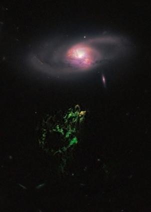 Les fantômes des quasars disparus   C@fé des Sciences   Scoop.it