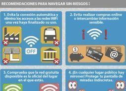 """Descubre si te están robando el WiFi en dos pasos y cómo evitarlo   """"Computação Forense""""   Scoop.it"""