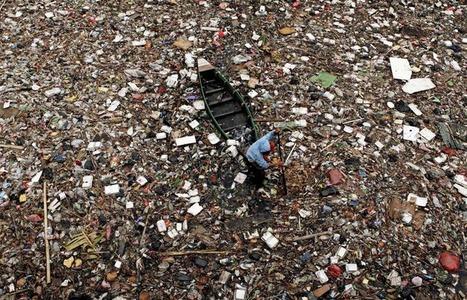 Les océans sont noyés sous un flot de plastique | Revue de Presse 7ème Continent | Scoop.it