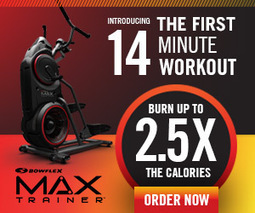 Max Trainer by Bowflex 14 Minute Workout | Exercise Equipment and Fitness Products | Scoop.it