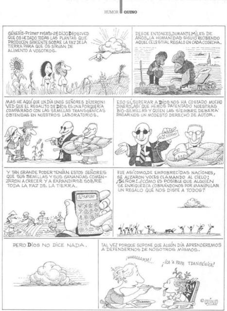 La Transgenidad al Palo: cómo opera el negociado de la soja transgénica - Juicio a la Fumigación | Asociación Manekenk | Scoop.it