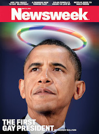The Reaction: The first gay president? Really? | QUEER NEWS FROM THE ZION CURTAIN | Scoop.it