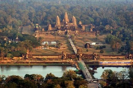 Camboja: há uma cidade medieval escondida debaixo da selva | History 2[+or less 3].0 | Scoop.it