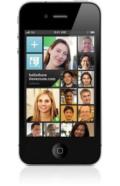Evernote en français, Notre nouvelle application Evernote Hello vous aide à vous souvenir des gens | Evernote Corporation | Ca m'interpelle... | Scoop.it