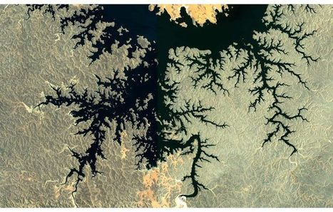 Fractal Patterns in Nature Found on Google Earth | The Creative Commons | Scoop.it