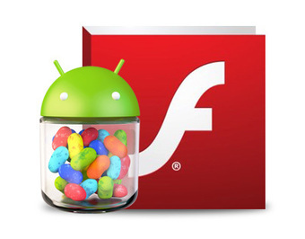 Flash Player, c'est possible avec Android 4.2 Jelly Bean | Techno.. Logy !!! | Scoop.it