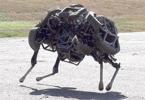 ✯ The adventure of the Space Citizen! - futuramb: Whoa: Boston Dynamics Announces New... | WEBOLUTION! | Scoop.it