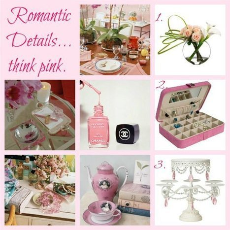 Romantic Ideas: Valentine's Day Decorating   Lighting & Interior Design Ideas Blog   Interior Design Trends & Tips   Scoop.it