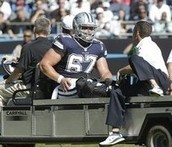Phil Costa: I retired at 26 because football took a toll on my body | Cowboys Recap | Scoop.it