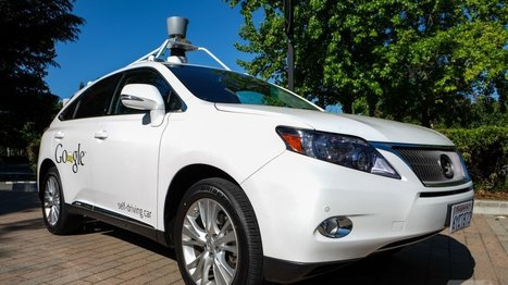 Behind the wheel: a look inside Google's self-driving cars | The Verge | Drinking and Driving | Scoop.it