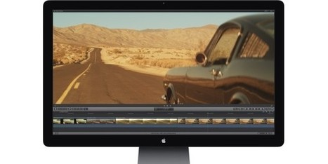 Final Cut Pro 10.3 wird am 27. Oktober vorgestellt | Mac in der Schule | Scoop.it