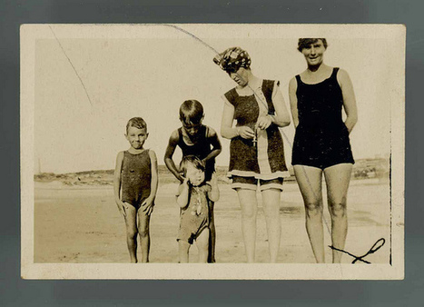 Beatrice Kerr her sister and three children | À bloguer | Scoop.it