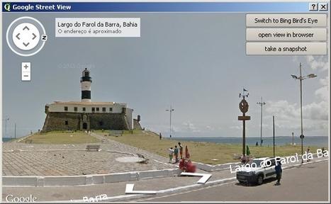Visualize e navegue com Google Street View na interface do QGIS | Geotecnologias Luís Lopes | Materiais didáticos: QGIS | Scoop.it
