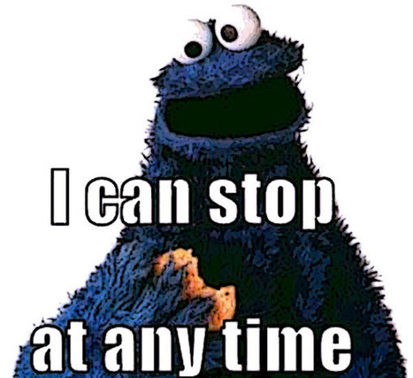 2 Easy Ways To Increase Willpower -- Courtesy Of The Cookie Monster | Life improments & hacks | Scoop.it