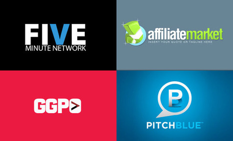 50 Brilliant Corporate themed Logo Design examples for your ... | timms brand design | Scoop.it
