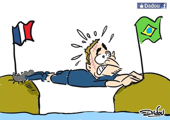 On peut dire merci à Ribéry | Baie d'humour | Scoop.it