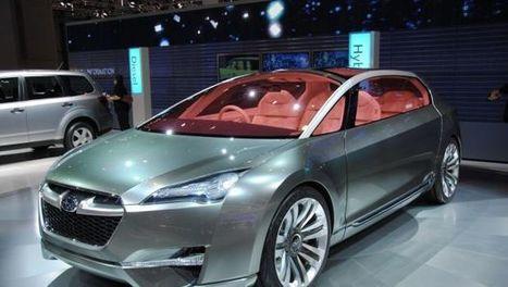 Subaru: la prima ibrida al Salone di New York | Smart City Evolutionary Path | Scoop.it