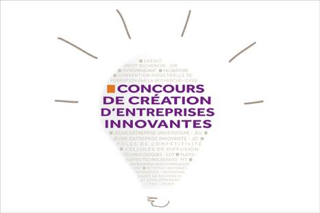 Résultats du 15e concours national d'aide à la création d'entreprises de technologies innovantes | Les enjeux du développement durable | Scoop.it