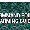 Command Points!!