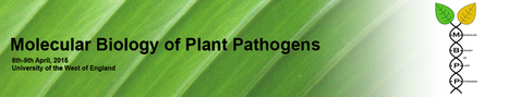 MBPP2015 | 2015 Molecular Biology of Plant Pathogens Conference at the University of the West of England, Bristol on 8-9 April 2015 | Effectors and Plant Immunity | Scoop.it