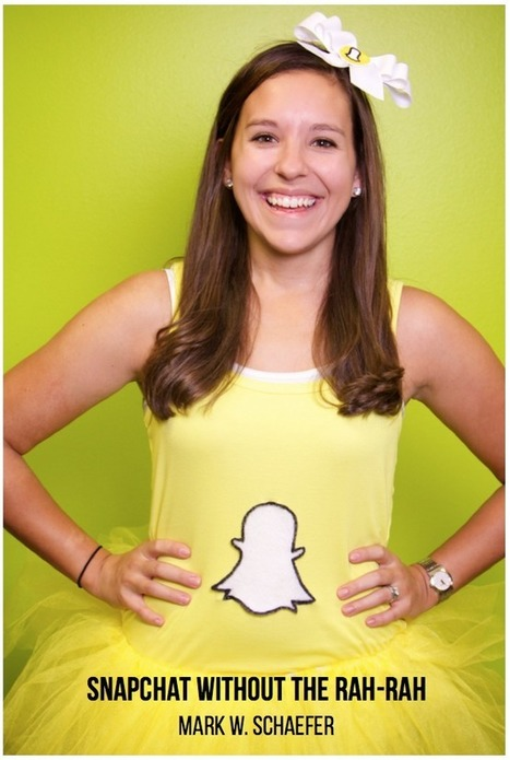 A balanced view of using Snapchat for marketing   Surviving Social Chaos   Scoop.it