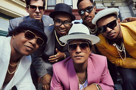 Inside the New Royalty Split for 'Uptown Funk': Who Gets Paid What | Kill The Record Industry | Scoop.it