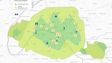 Journée sans voiture à Paris: 5 idées de sorties | Apprendre le français Bachillerato | Scoop.it