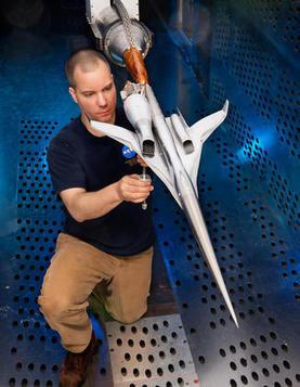Introducing supersonic passenger planes | Mechanical Engineering | Scoop.it