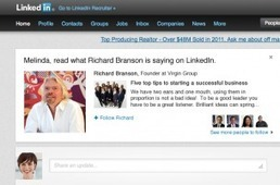 Is LinkedIn the biggest threat to print journalism? | Technology News & Updates | Scoop.it