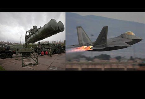 Could Russia's S400 SAM Shoot Down the F-22 Stealth Fighter Over Syria? | Global politics | Scoop.it