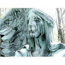 The Haserot Angel   Strange Spirits   Scoop.it