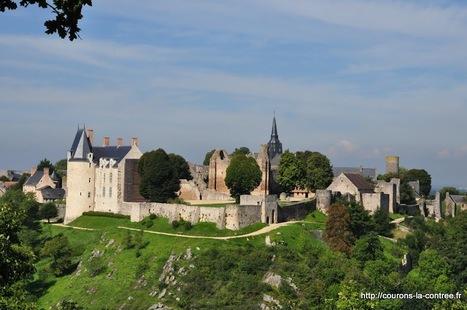 Ste-Suzanne : petite cité de caractère en Mayenne | Revue de Web par ClC | Scoop.it