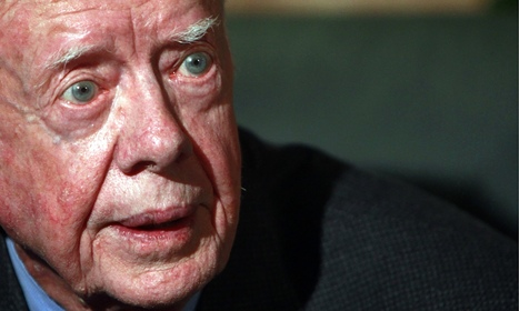 Jimmy Carter rails against worldwide 'abuse of women and girls' - The Guardian | Gender, Religion, & Politics | Scoop.it