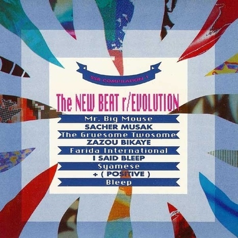 "Various - SSR Compilation 1 - ""The New Beat r/Evolution"" 