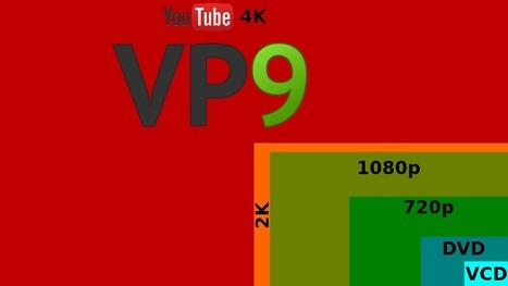 Google's Royalty Free V9 Codec To Get Front Seats At CES 2014, Paves Way For 4K Video Streaming And Devices | Curated Hottest Technology Articles From All Across The Web | Scoop.it