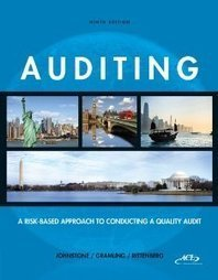Test Bank For » Test Bank for Auditing A Risk Based Approach to Conducting a Quality Audit, 9th Edition : Johnstone Download | Accounting Online Test Bank | Scoop.it