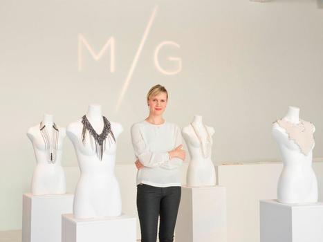 Τι κάνουν οι απόφοιτοί μας σήμερα : Μέλανι Γεωργακοπούλου: Η Ελληνογαλλίδα σχεδιάστρια κοσμημάτων που είδε τις πέρλες ... αλλιώς | TA NEA TOY LFH | Scoop.it