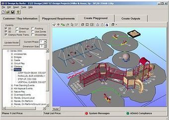 Playground Design Software | CAD for Playgrounds | EZ Design from Burke | Instruction & Technology | Scoop.it