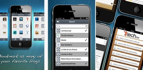 Créer une application Iphone gratuite avec Bloapp | cOdezigO | Scoop.it