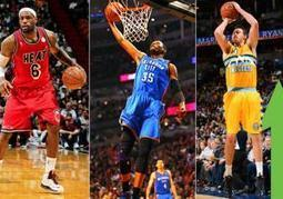 NBA power rankings: Oklahoma City Thunder vs. Miami Heat on Valentine's Day ... - New York Daily News | Staub NBA | Scoop.it